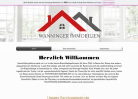 wanninger-immobilien.de