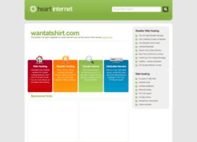 wantatshirt.com