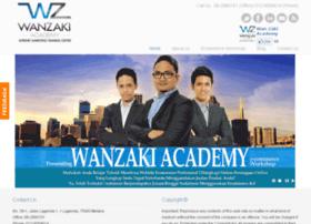 wanzakiacademy.com