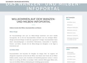 wanzen-und-milben.com