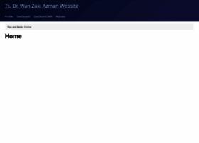wanzukiazman.unimap.edu.my