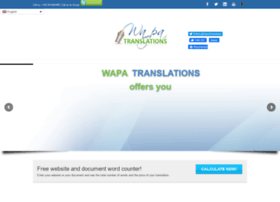 wapatranslations.com