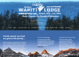 wapitilodge.com