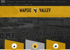 wapsievalleyschools.com