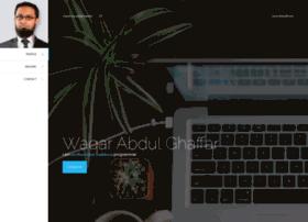 waqar.info