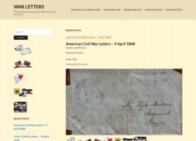 war-letters.com