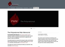 War-memorial.net