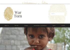 war-torn.com