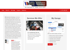 warautomotivetechnology.com