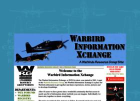 warbirdinformationexchange.org