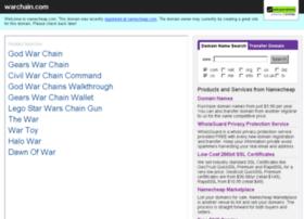 warchain.com