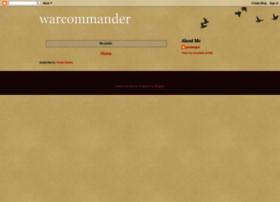 Warcommanderbases.blogspot.com