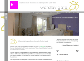 wardleygate.com