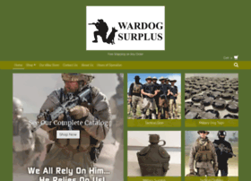 wardogsurplus.com