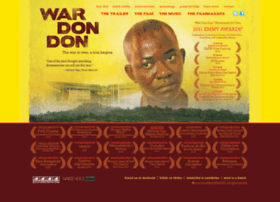 wardondonfilm.com