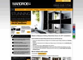 wardrobedoorsdirect.co.uk