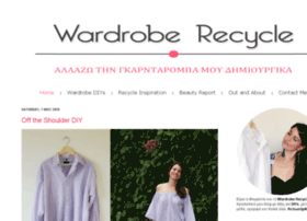 wardroberecycle.com
