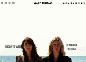 wardthomasmusic.com