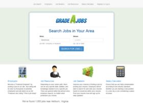 warehouse.gradeajobs.com