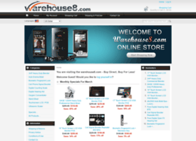 warehouse8.com
