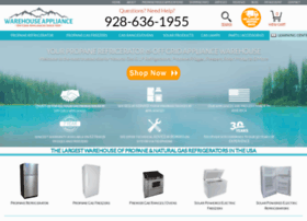 warehouseappliance.com