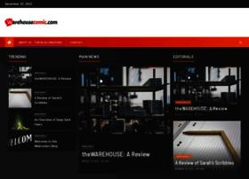 warehousecomic.com