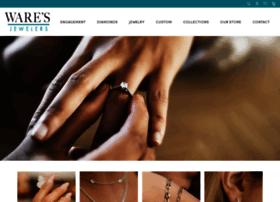 waresjewelers.com