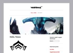 warframe101.wordpress.com