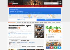 warhammer.gamepressure.com