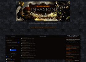 warhammerinvasionjce.forumactif.com
