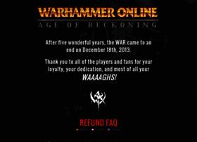 warhammeronline.com