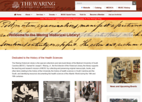 waring.library.musc.edu