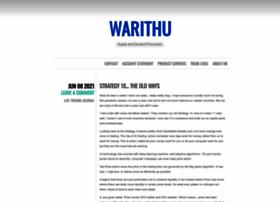 warithu.wordpress.com