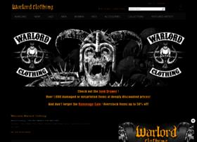 warlordclothing.com
