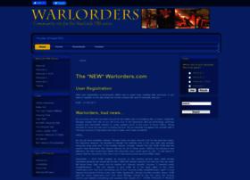warlorders.com