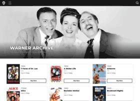 warnerarchive.com