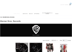 warnerbrosrecordsstore.com