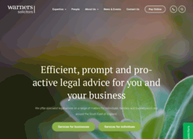 warners-solicitors.co.uk