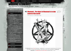 Warningilluminati.wordpress.com