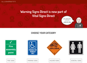 warningsignsdirect.co.uk