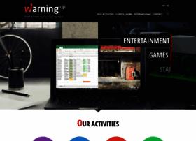 warningup.com