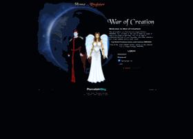 warofcreation.com