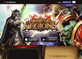 waroflegionsgame.com