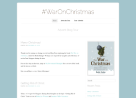 waronchristmasblogtour.wordpress.com