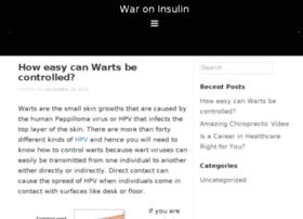 waroninsulin.com