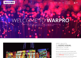warpro.co.uk