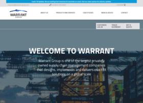 warrant-group.com