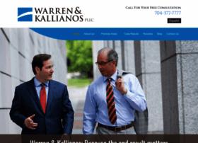 warren-kallianos.com