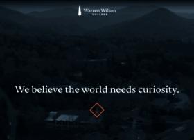 warren-wilson.edu