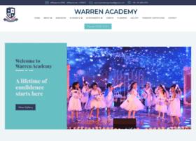 warrenacademy.net